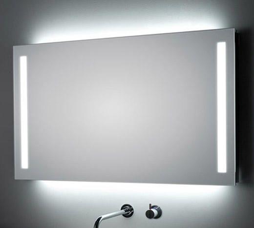 Koh I Noor Spiegel Duo 100 X 60 Cm Mit Raum Und Seitenlicht