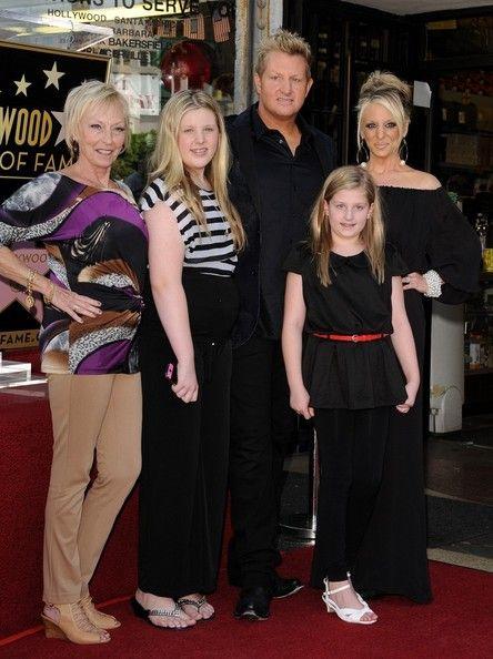 LeVox family; Gary, Tara and their daughters