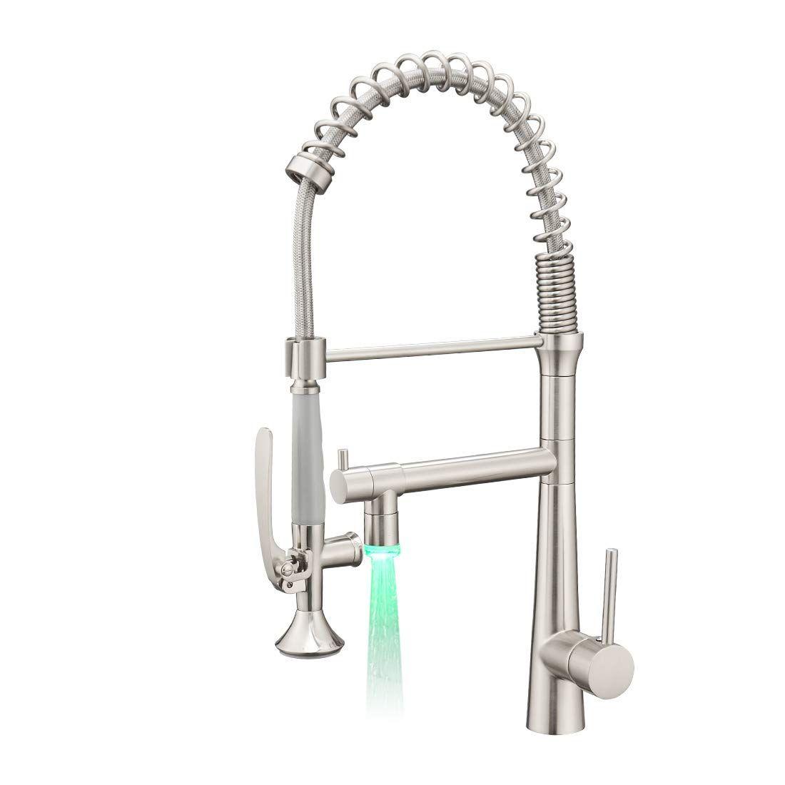 Aimadi Pull Down Kitchen Faucet Kitchen Sink Faucets Kitchen Faucet With Sprayer Kitchen Faucet