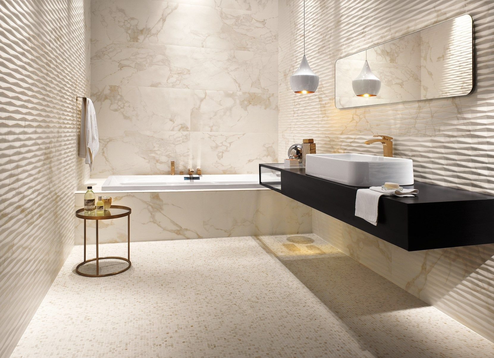 Roma. Marble + stone The porcelain stoneware floor tile by Fap at ...