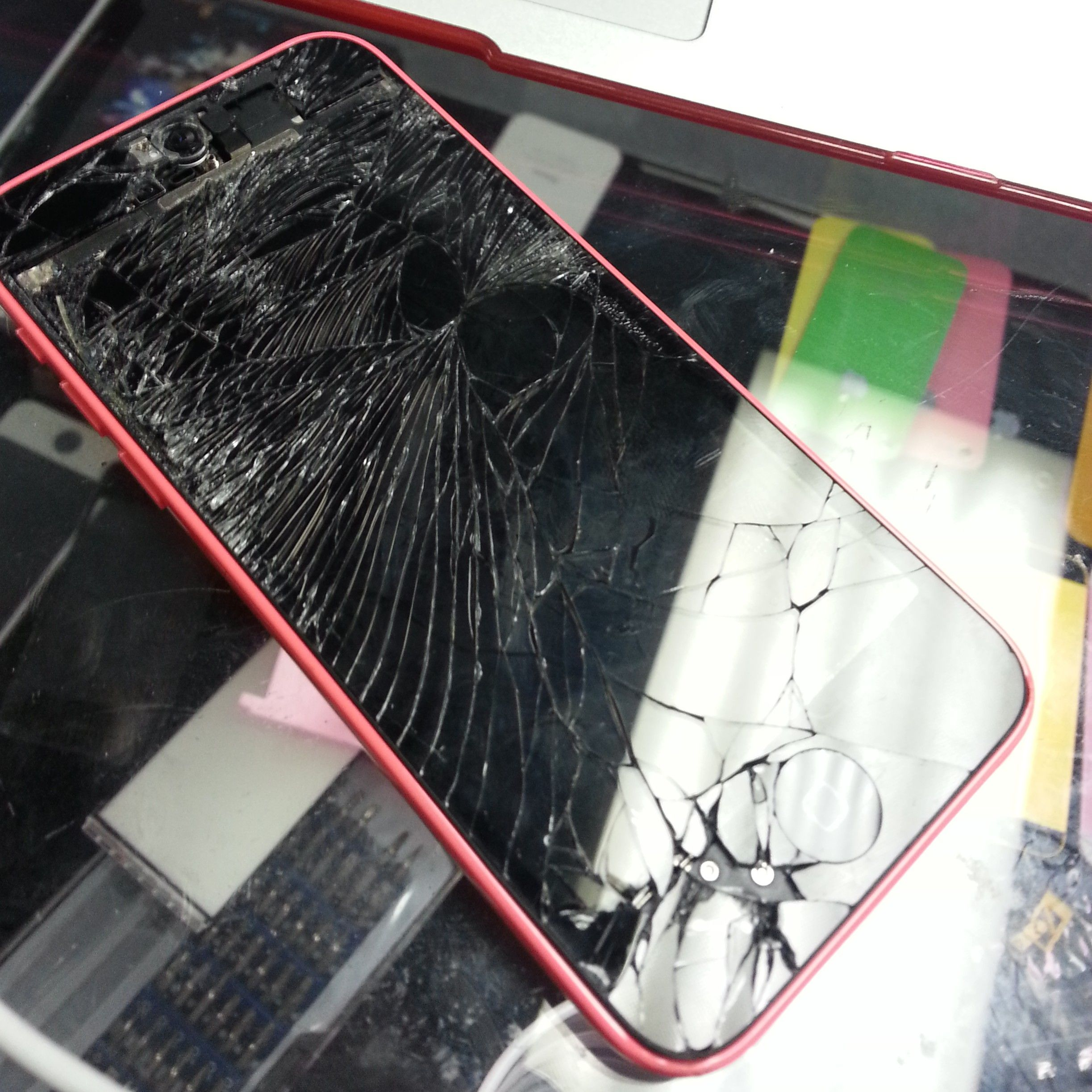 iphone repair columbus ohio iphone 5c broken glass call ifixx phone repair in 8349