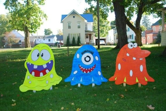Pin by Iris Bruton on Signs Pinterest - halloween decorations for the yard