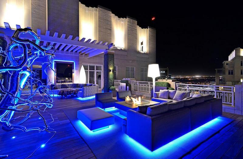 Éclairage Extérieur LED, Solaire Et Décoratif Comme Accent. Led Light  ManufacturersPatio LightingLighting ...