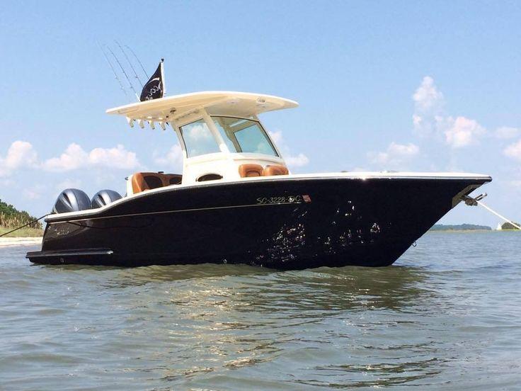 Scout 255 Lxf Luxury Sport Fishing Family Boat Model Boats