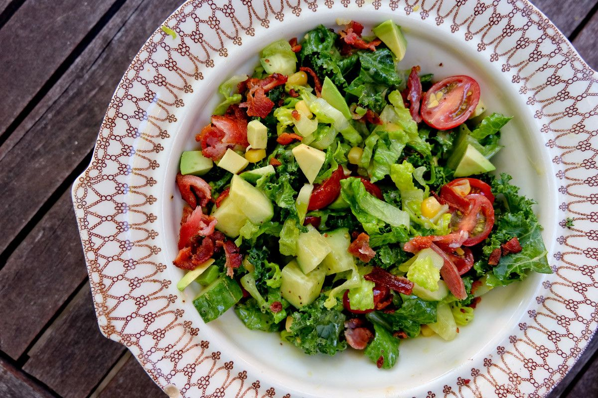 Easy Green Salad Recipes Jamie Oliver Easy Green Salad Recipes Green Salad Recipes Salad Recipes Healthy Dinner