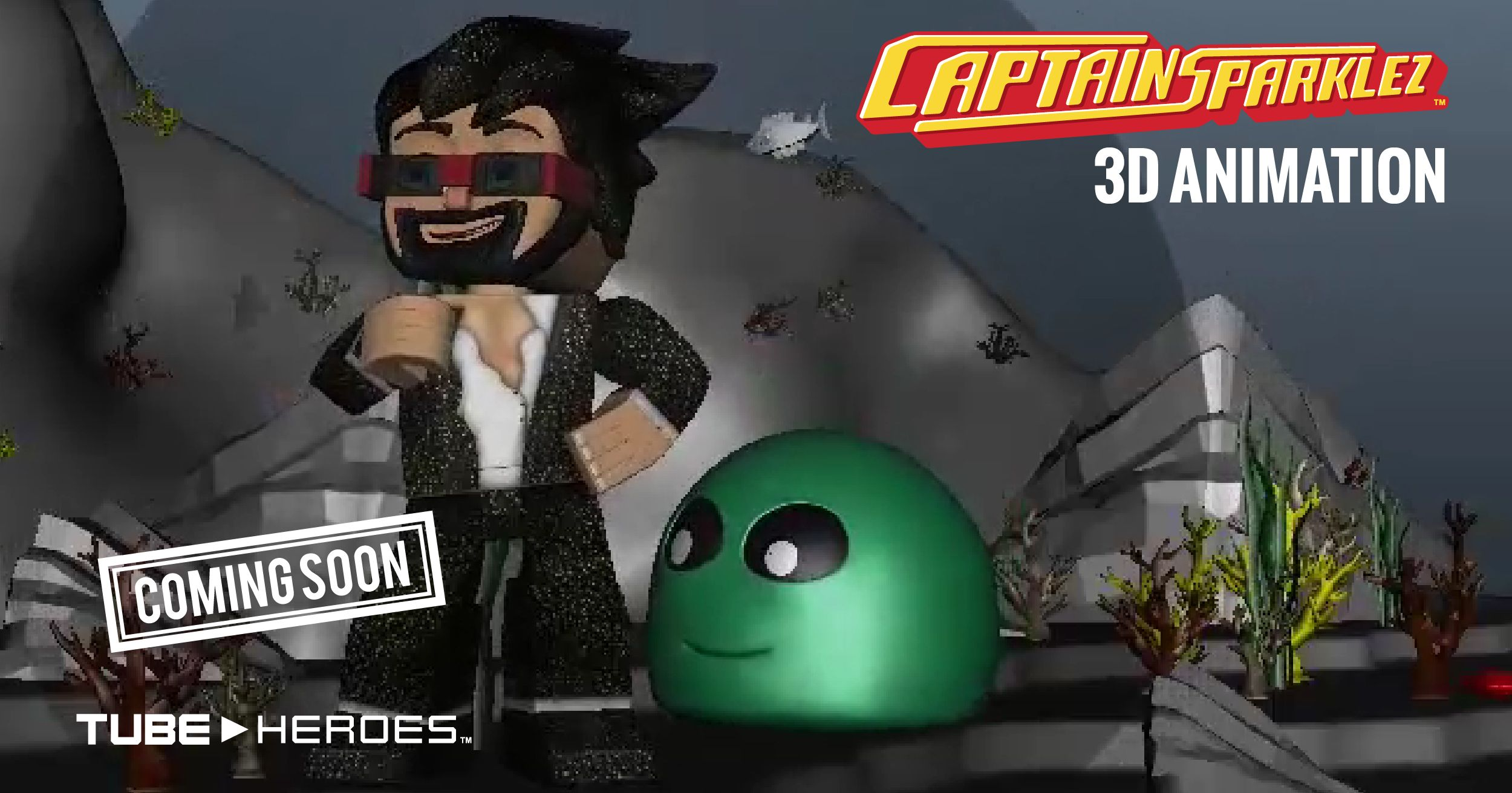 Jerry Is Captainsparklez Sidekick Do You Know All His