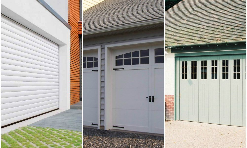 5 Different Types Of Garage Doors You Must Know Garage Doors Doors Garage Door Colors