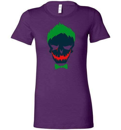 Joker Ladies T-Shirt