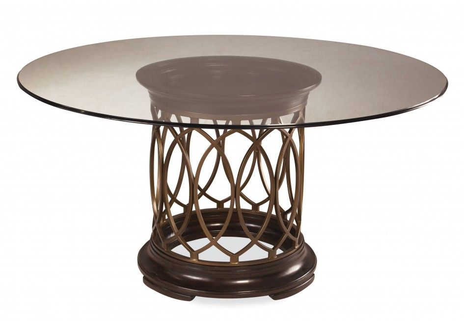 glass dining table top Dining Room Pinterest Round glass