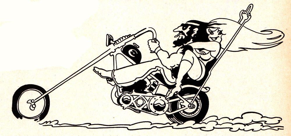 Biker Cartoon With Images Biker Art Doodle Drawings Drawings