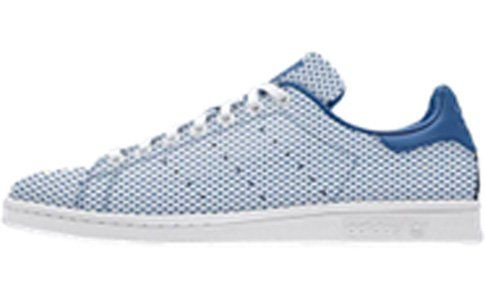 adidas stan smith white eqt blue