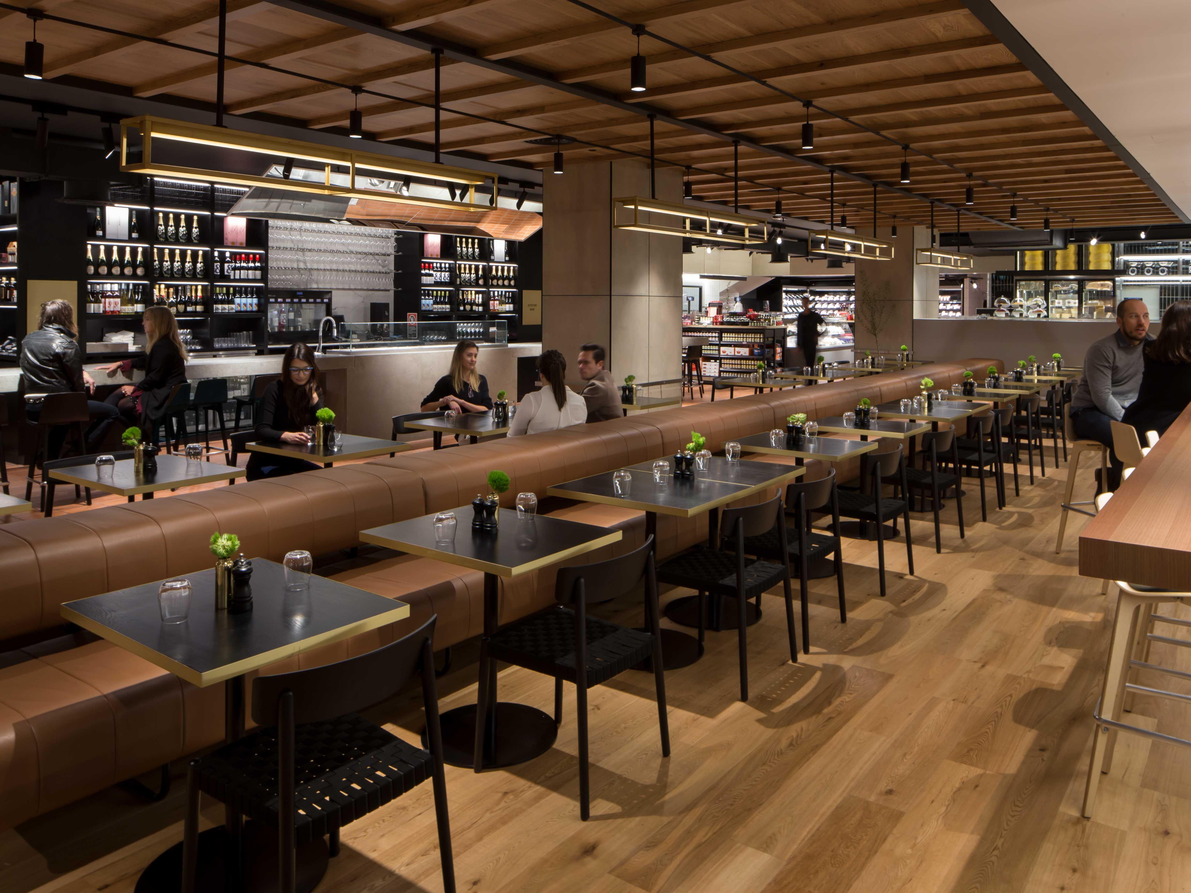 Landini Associates — David Jones Food Hall Food hall