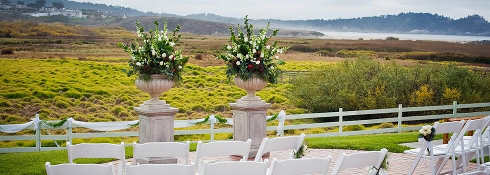 Weddings In Carmel California Mission Ranch Hotel And