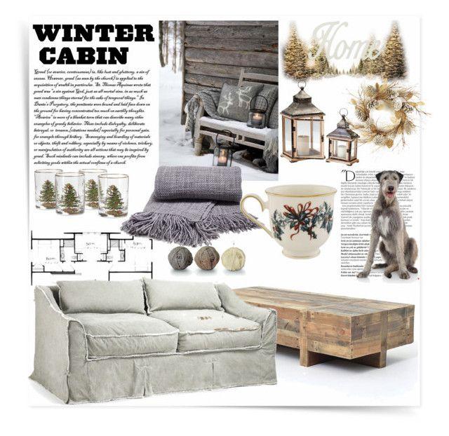 Winter cabin\