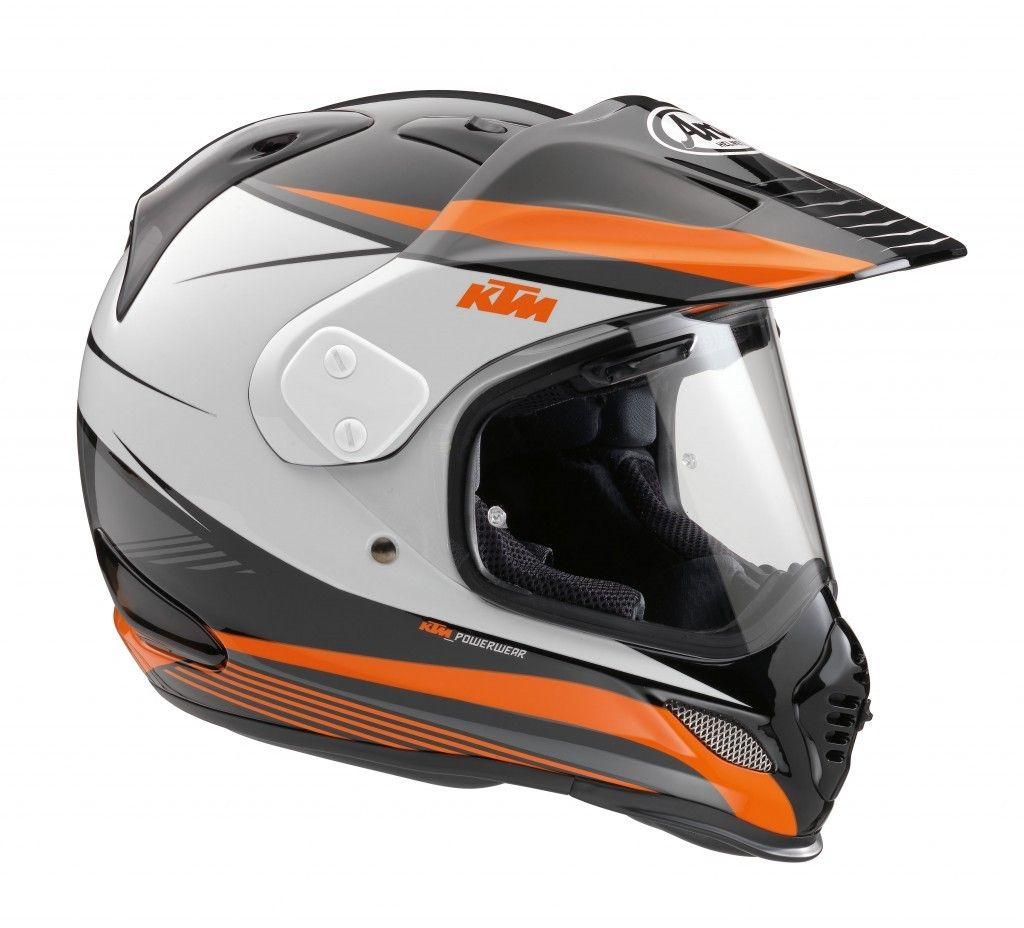 arai ktm helmet Adventure bike gear, Ktm, Helmet