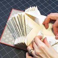 Literary Origami: The Folded Book