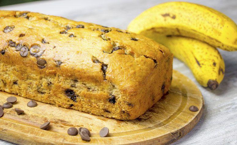 38 receitas de bolo de banana com sabor de felicidade