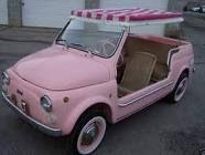 Stripes Beach Rides Beach Cars Fiat