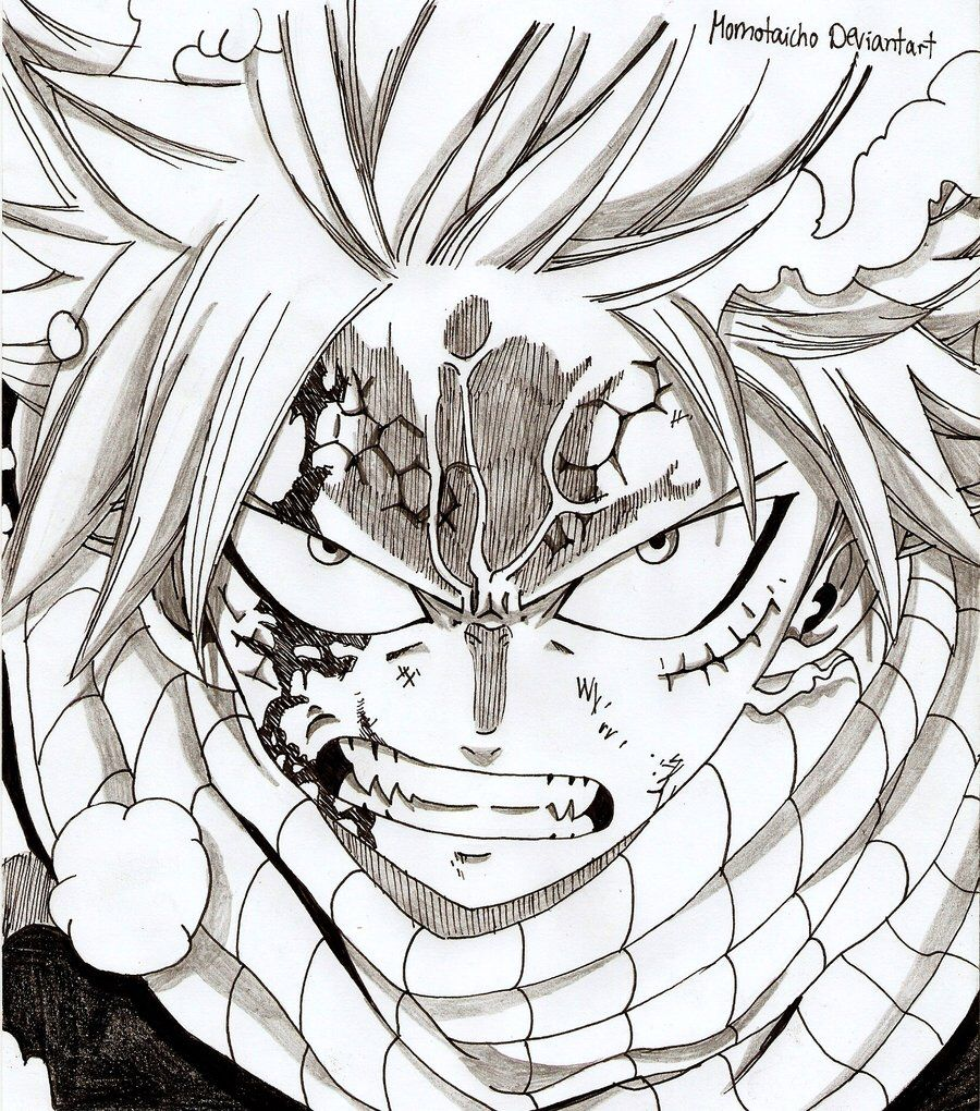 Natsu Dragneel In Dragonforce Natsu Fairy Tail Fairy Tail
