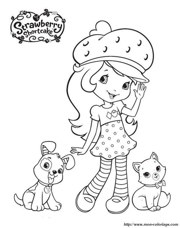 ausmalbild mit hund und katze | Kinder | Pinterest | Hund und katze ...