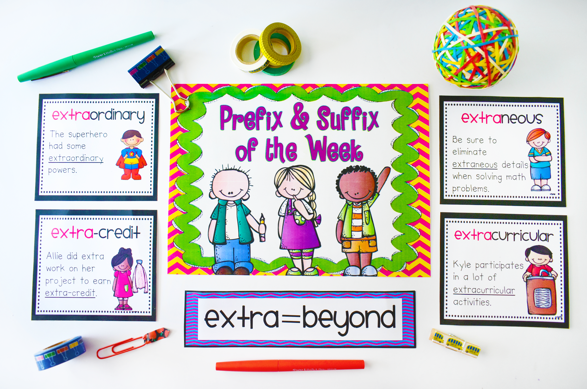 Prefix And Suffix Activities And Worksheets In