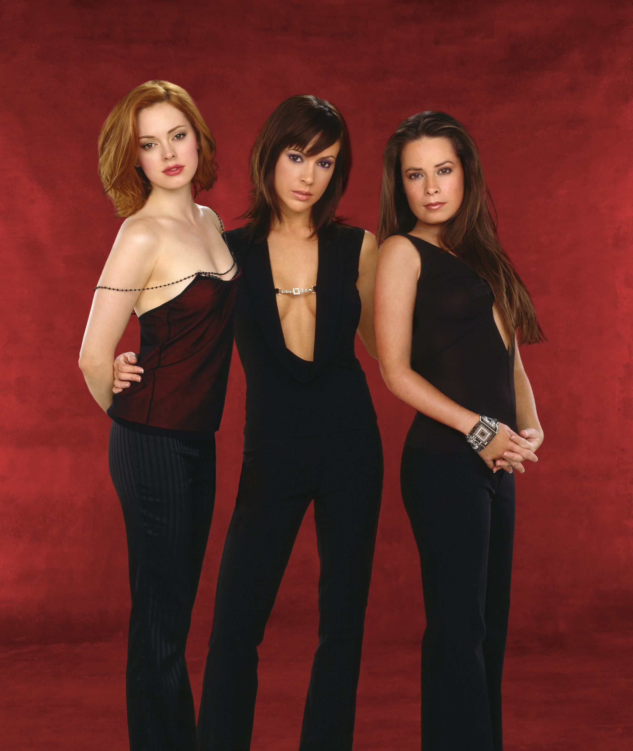 Alyssa Milano Movie Scenes charmed.i loved watching charmed. please check out my