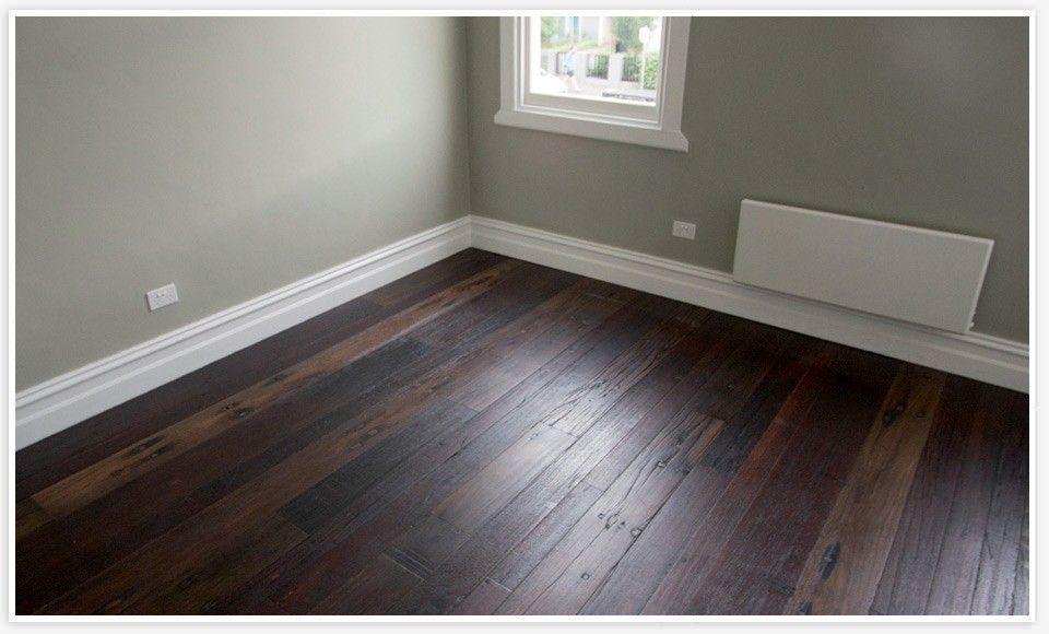 Reclaimed hardwood floors and tables | Historical Timber Floors | Queensland Bridges – 'burnt sienna'