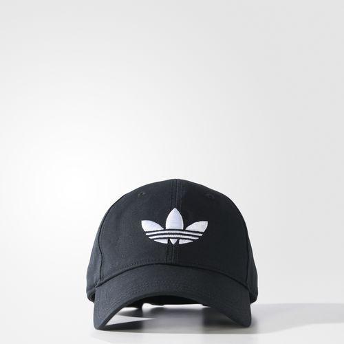 Trefoil Hat - Black Bone Adidas Originals 3f5b9ebcec0