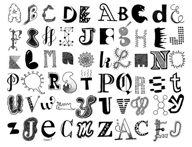 Letters 26 | Doodle lettering, Doodles and Google search
