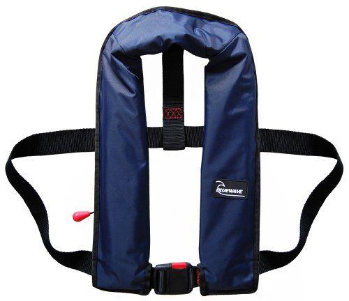 Bluewave 150N Navy Lightweight Automatic Lifejacket