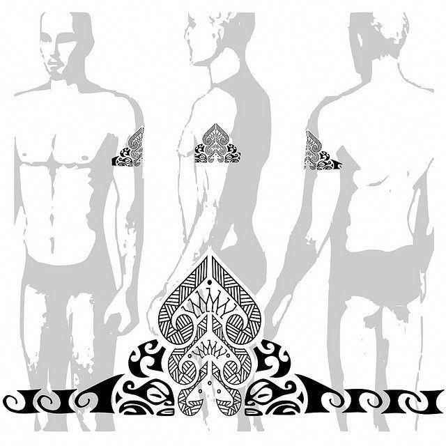 polynesian tattoos auckland #Polynesiantattoos