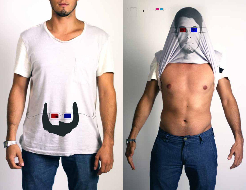 Shirt design uber - T Shirt Design 3d Flip Over By Sebastian Fernandez