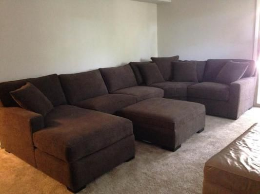 Sectional In Small Apartment Fabric Sectional Sofas Living Room