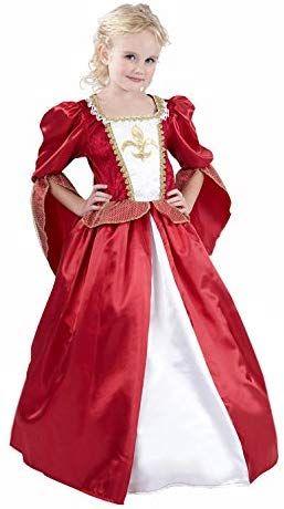 kultfaktor gmbh mittelalterliche königin kinderkostüm