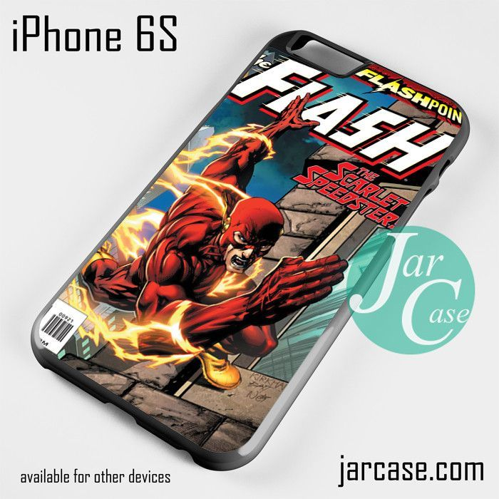 Flash DC Comic Cover 22 Phone case for iPhone 6/6S/6 Plus/6S plus