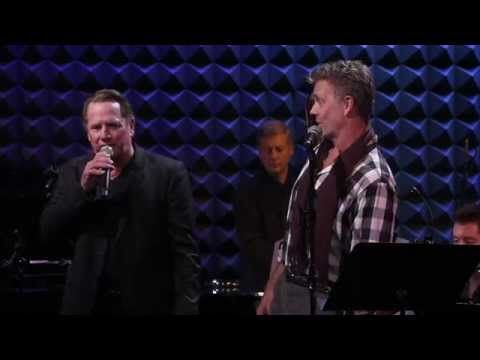 John Schneider & Tom Wopat - Let it Snow - Joe's Pub (12.2.14) - YouTube