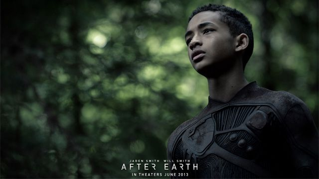 AFETR EARTH 2nd Trailer features Will Smith and Jaden Smith