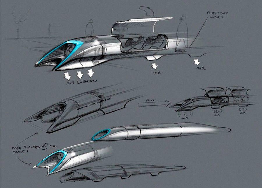 Transporte del futuro... viajar en tubos!