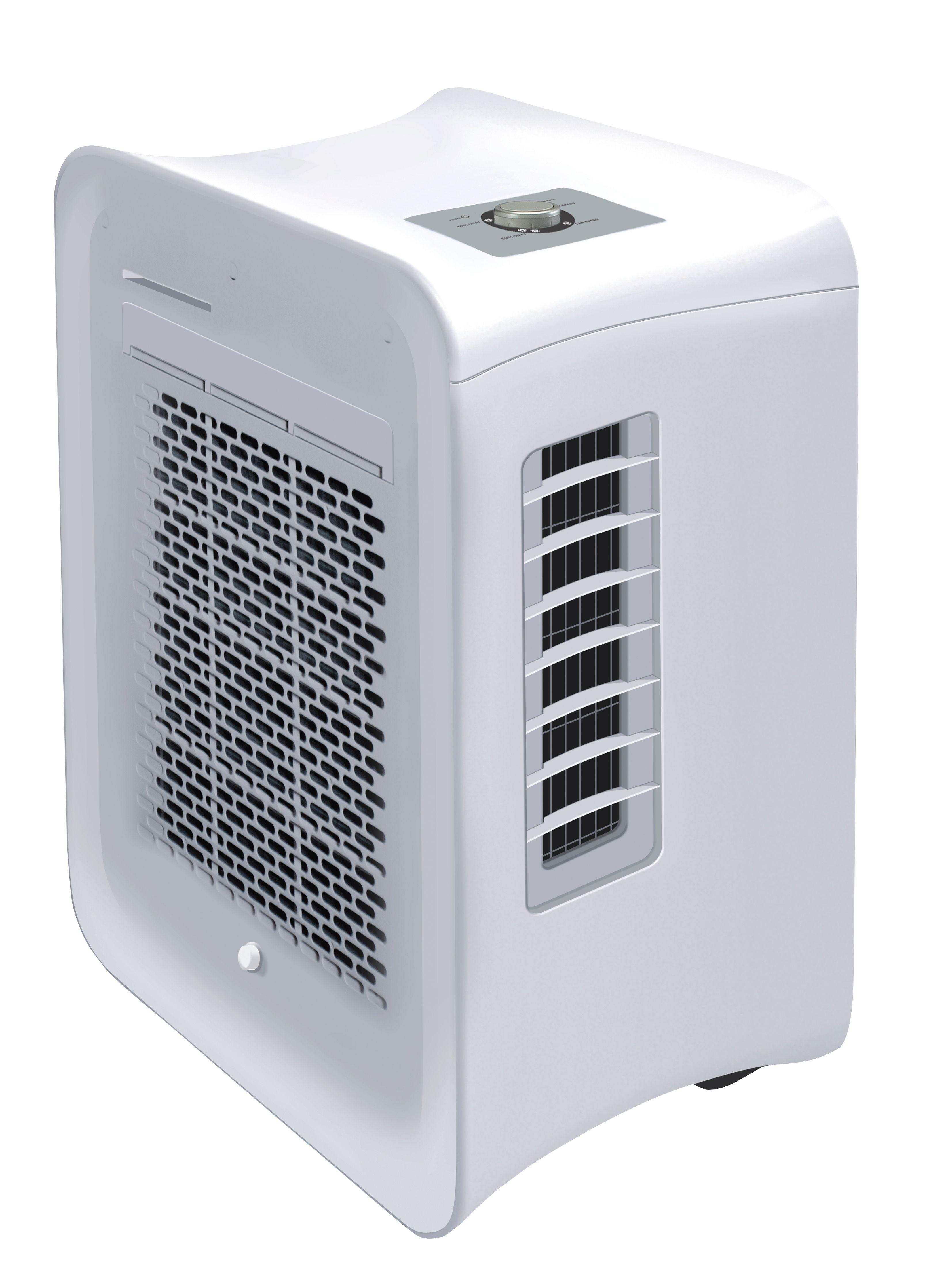 The Dimplex 2.6kW Portable Air Conditioner model EWTC9