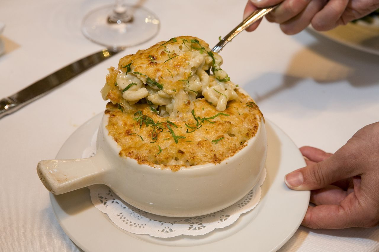 Lobster Mac And Cheese I Am Definitely Going To Have To Make This I Think Crab Could Be Subsuted For The Lobster Meat