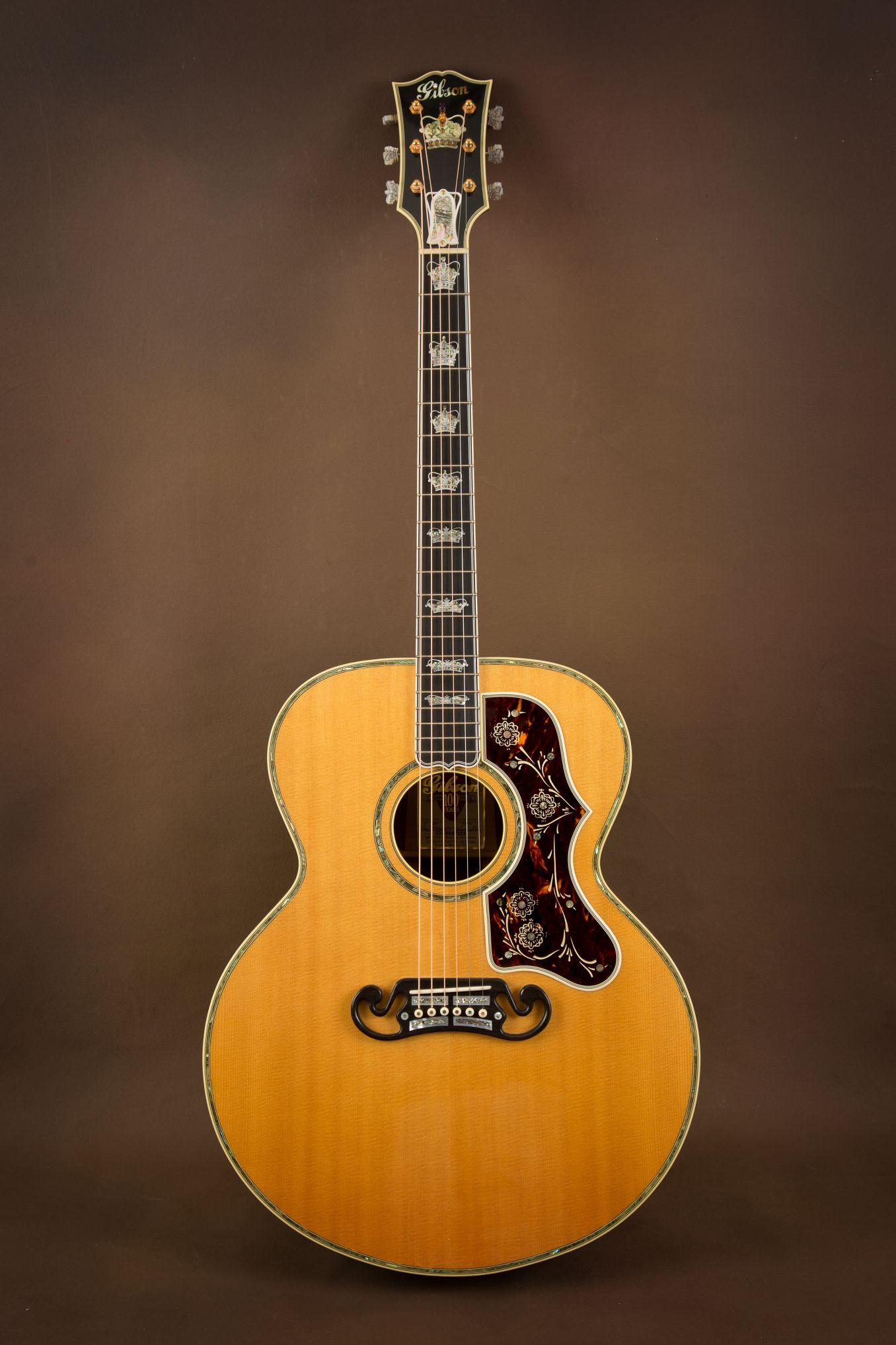 First Ever Gibson Monarch Sj 200 Acoustic Guitar J 200 J 250 Sj 250