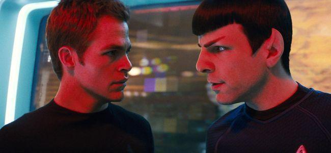 'Chris Pine' and 'Zachary Quinto' - 'Star Trek Beyond' (2016)