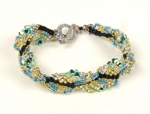 beaded bracelet free instructions