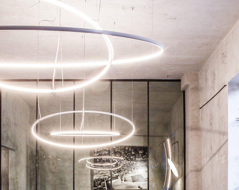 Egoluce Lighting Solutions Celebrate Italian Style Craft