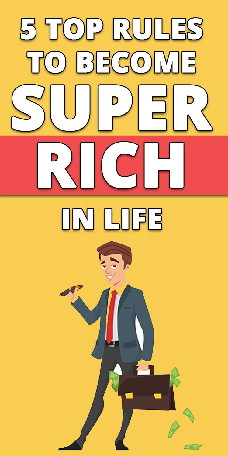 How to Get Rich Quick recommend