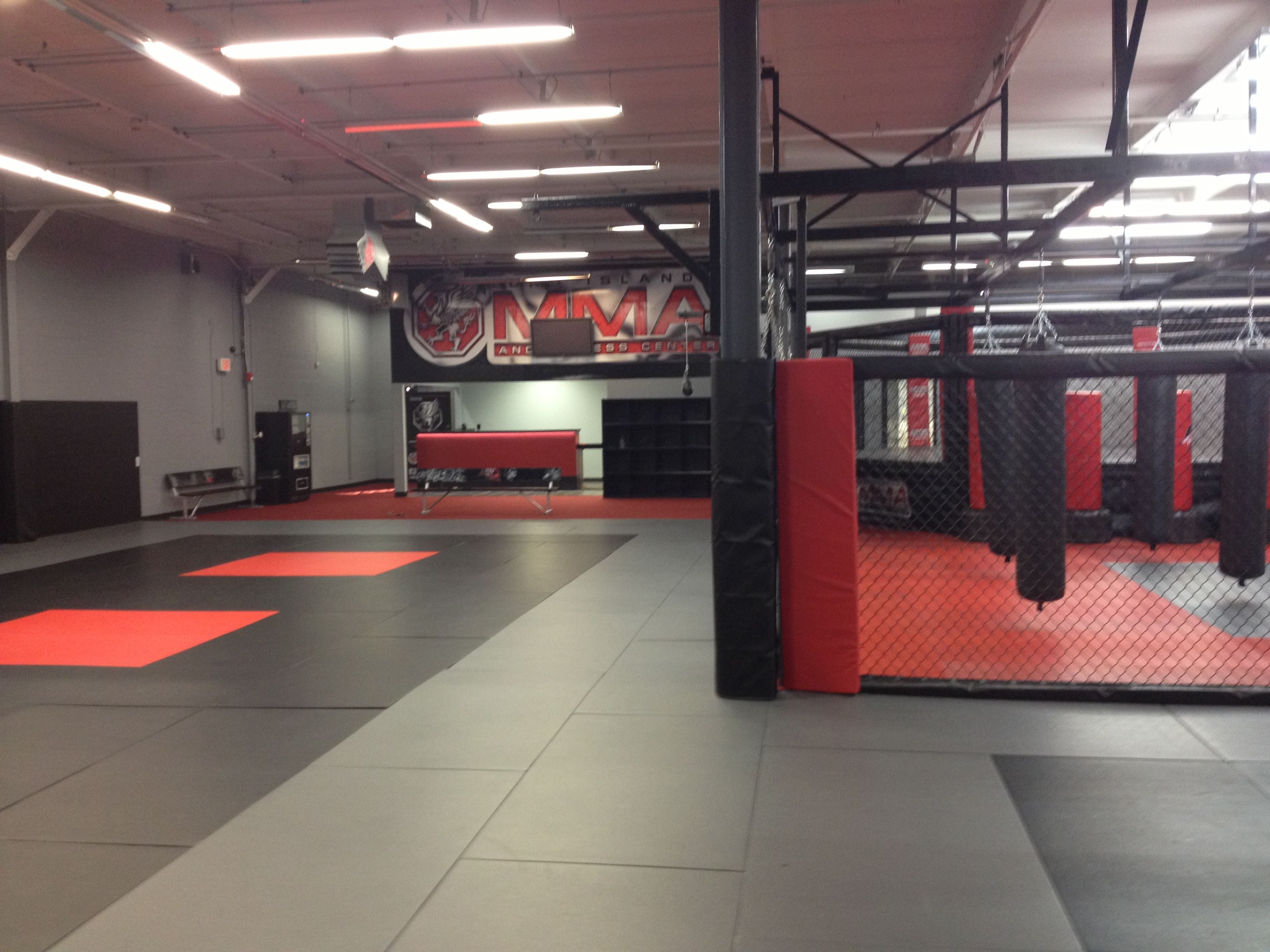 We Will Now Be Holding All Classes And Training Sessions In Our Brand New State Of The Art Square Foot Facility Long Island MMA Gym Is