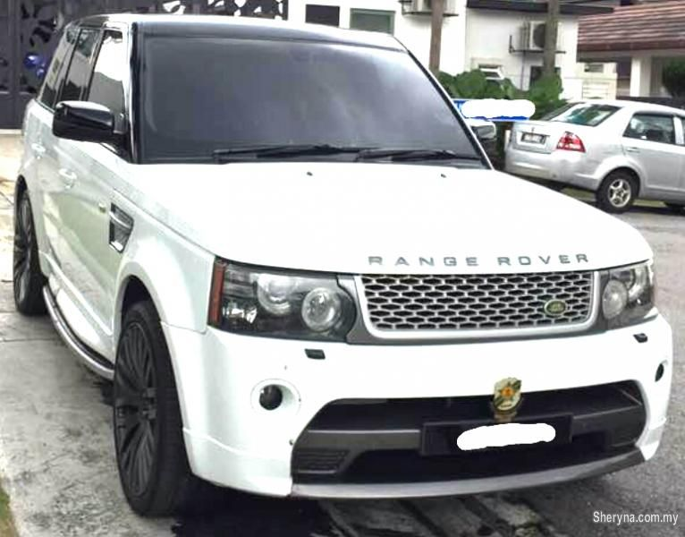 Used LAND ROVER RANGE ROVER SPORT 2011 for sale, RM68,000