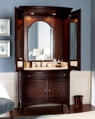 Traditional Bathroom Vanities And Sink Consoles Traditional Bathroom Vanity Bathroom Design Luxury Pantry Redo