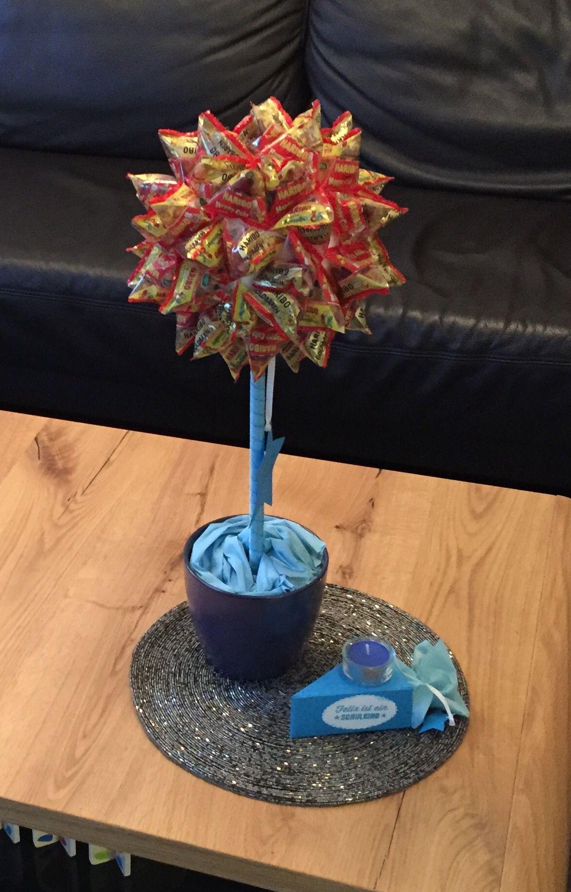zuckerbaum gummib rchen party geschenk jubil um naschbaum katy 39 s crafting room pinterest. Black Bedroom Furniture Sets. Home Design Ideas