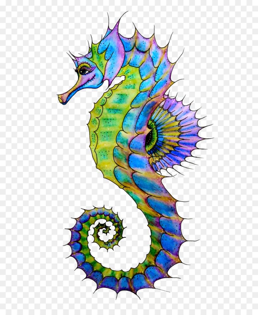 Cavalluccio Marino Di Disegno Di Arte Di Clip Art Png Seahorse 691 1155 Png Trasparente Scarica Gratis Arte Seahorse Art Seahorse Drawing Seahorse Painting
